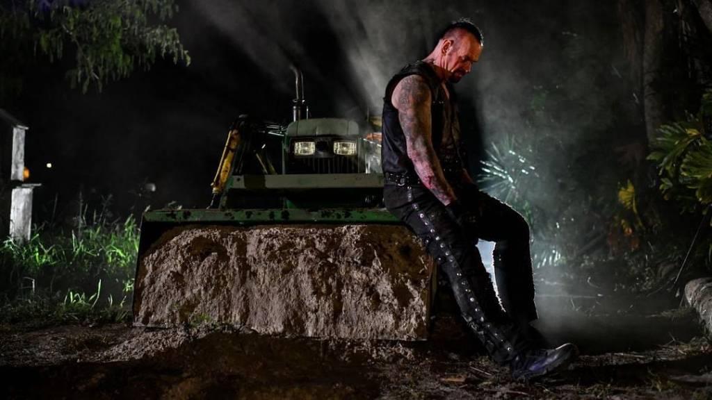 The Undertaker habla algo por cumplir WWE