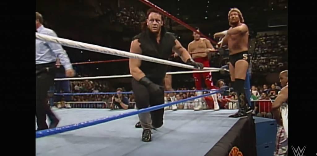 The Undertaker Vince McMahon personaje WWE