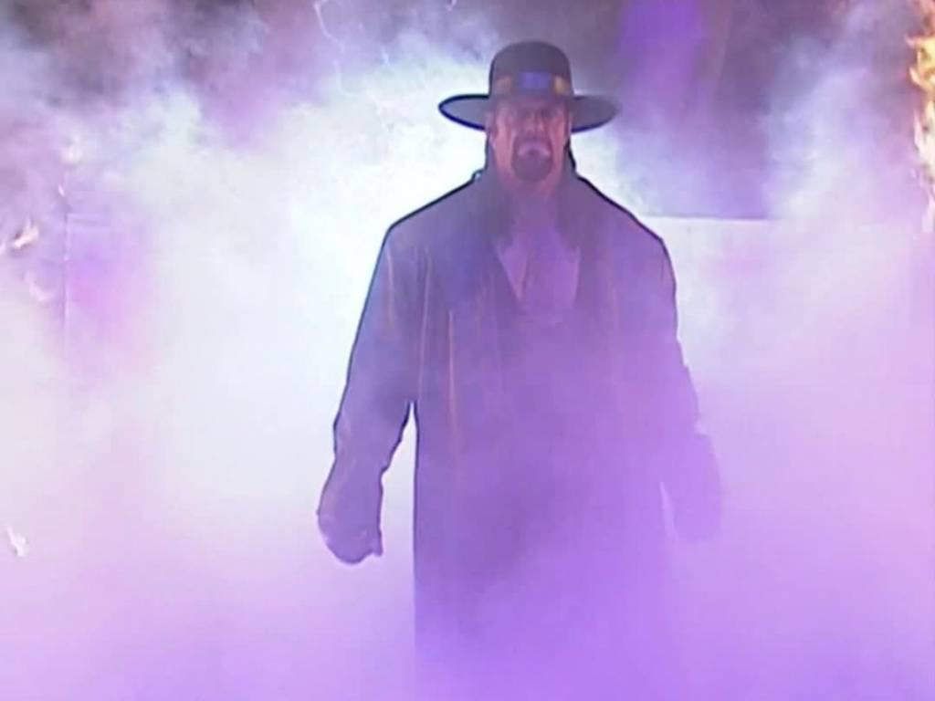 The Undertaker Cameo cifra mensajes WWE
