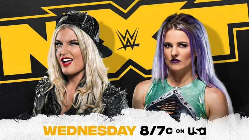 Previa NXT 11 de noviembre 2020 Candice LeRae