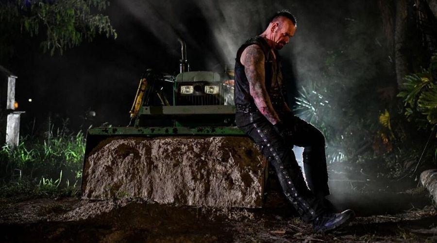 Bray Wyatt mensaje The Undertaker WWE
