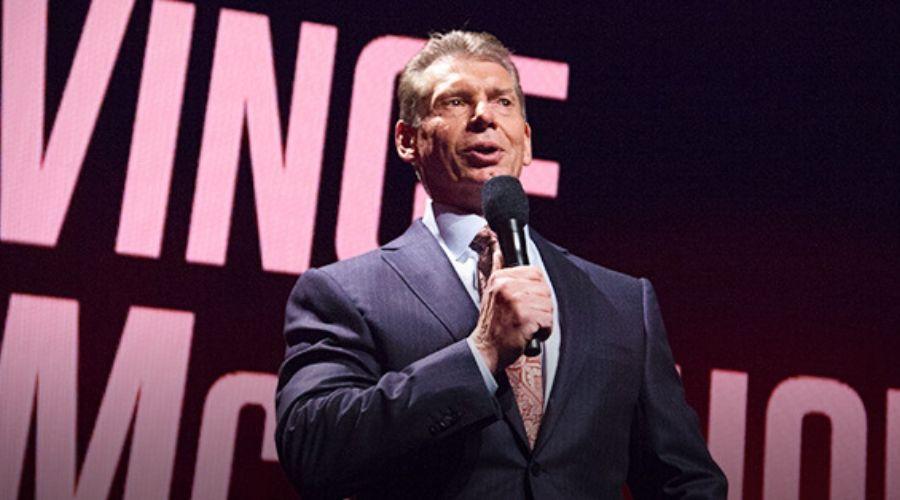 Vince McMahon serie documental Netflix 2020