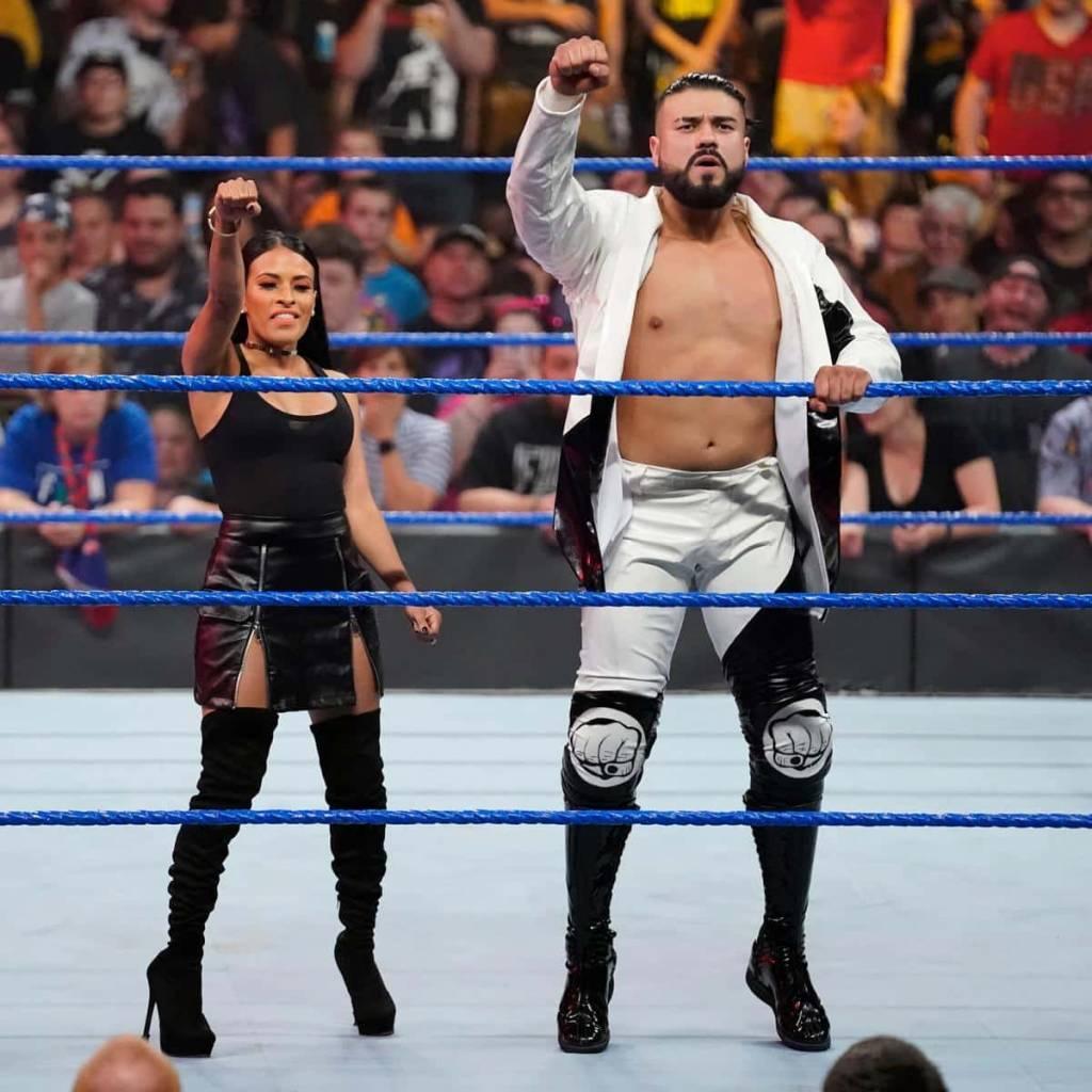 Zelina Vega liberada WWE