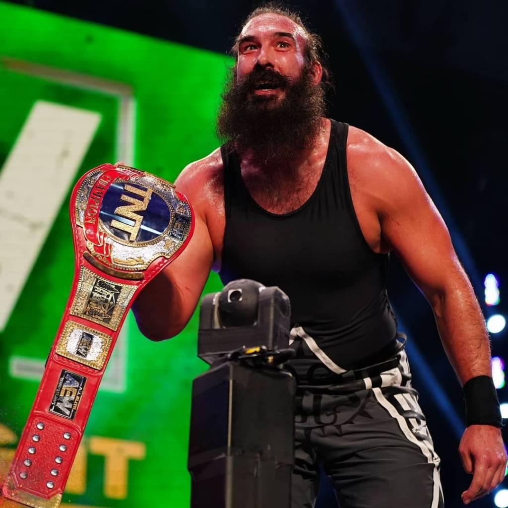 Brodie Lee WWE noticia fallecimiento AEW