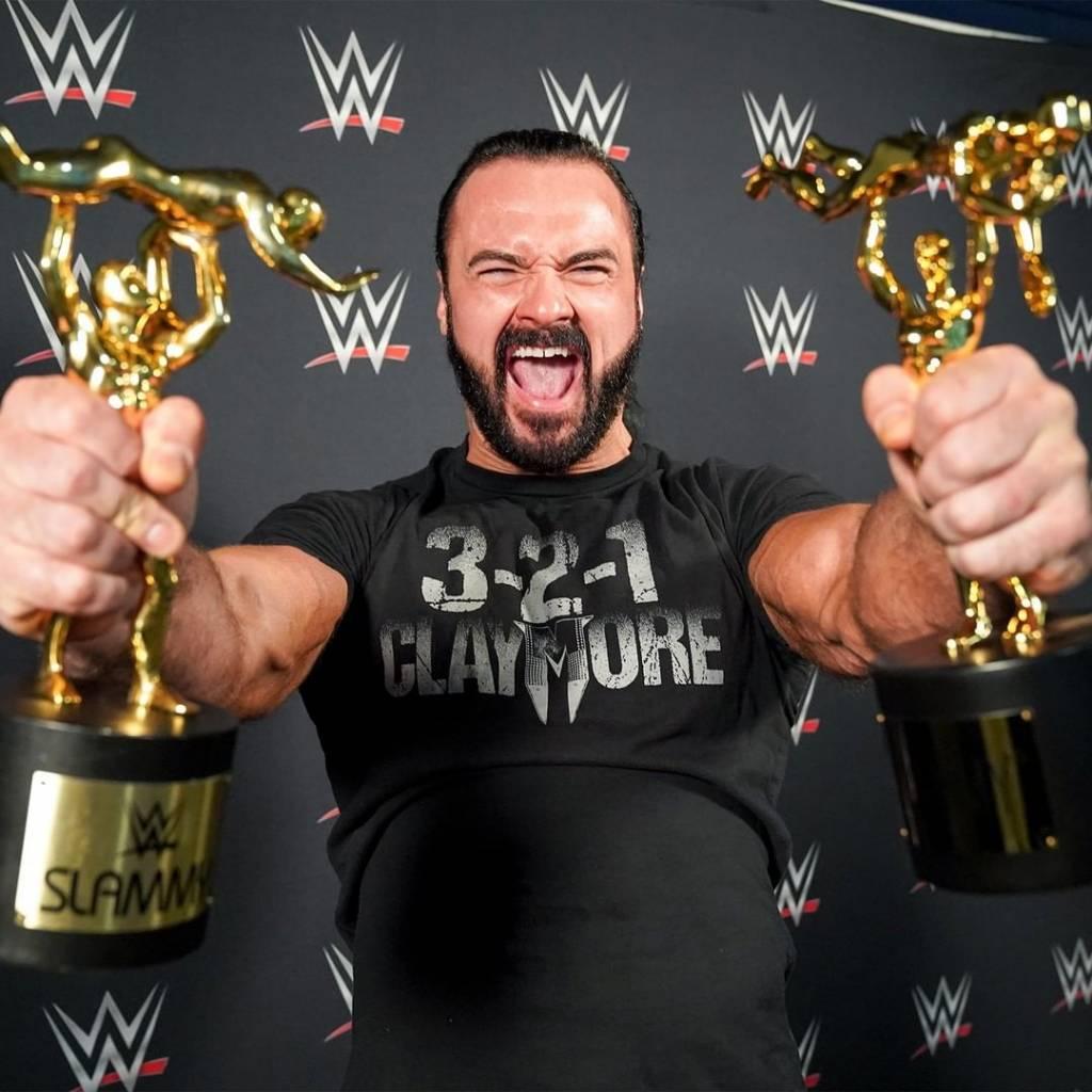 Roman Reigns indirecta WWE Slammy Awards 2020