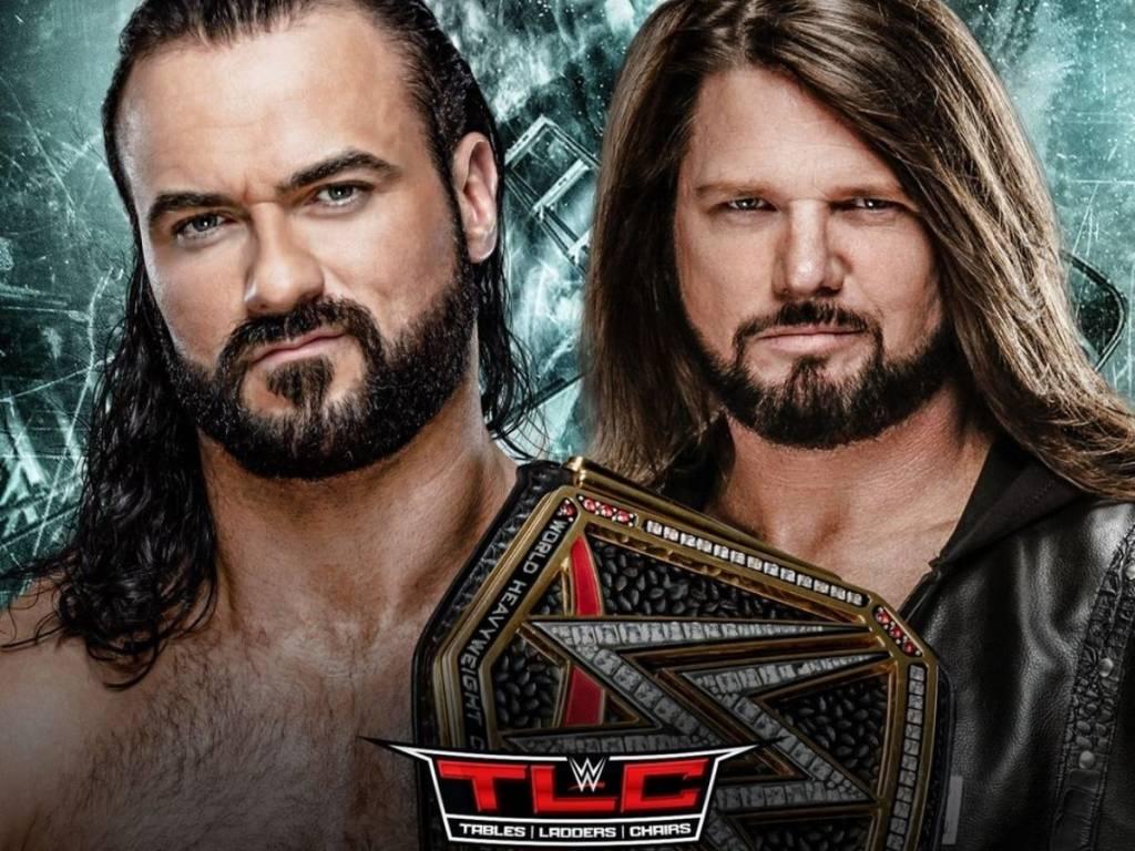 Cuándo es WWE TLC 2020
