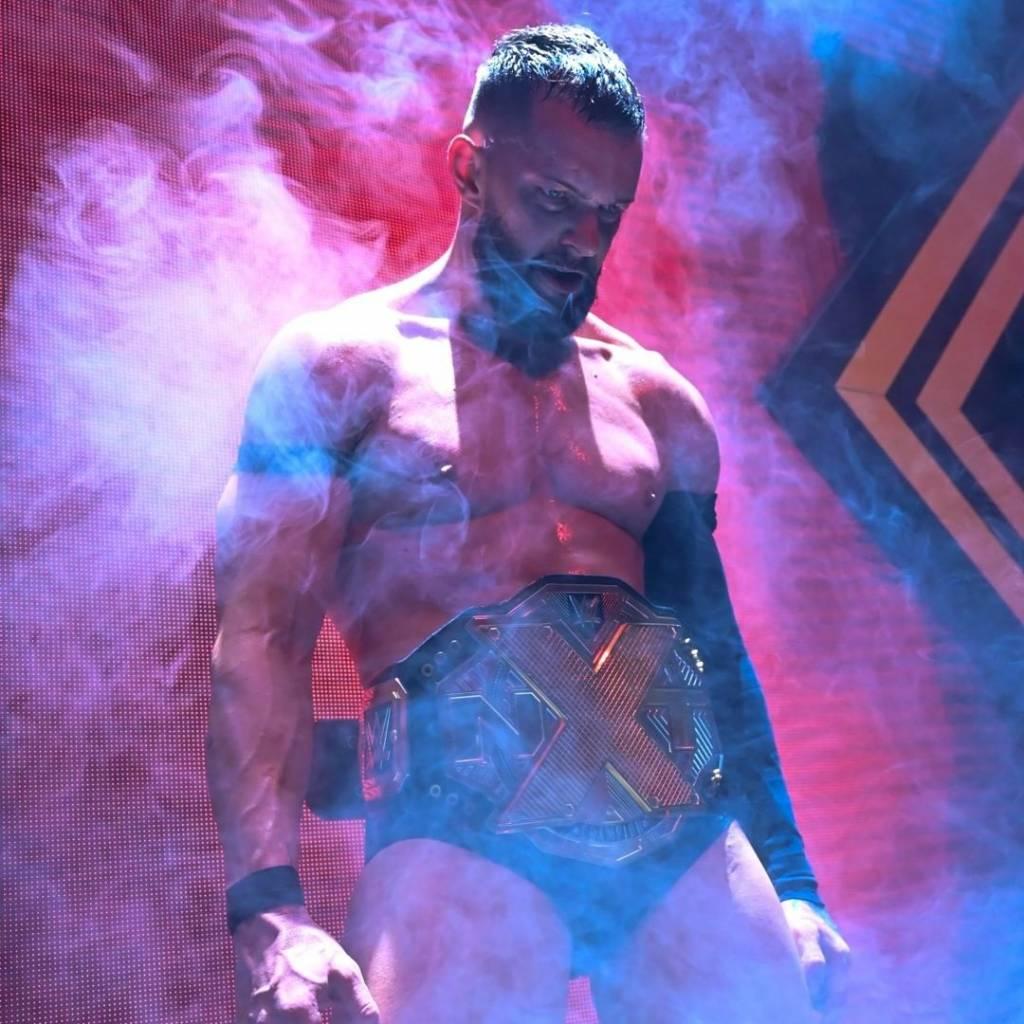 Finn Bálor razón no estaría NXT TakeOver: WarGames 2020
