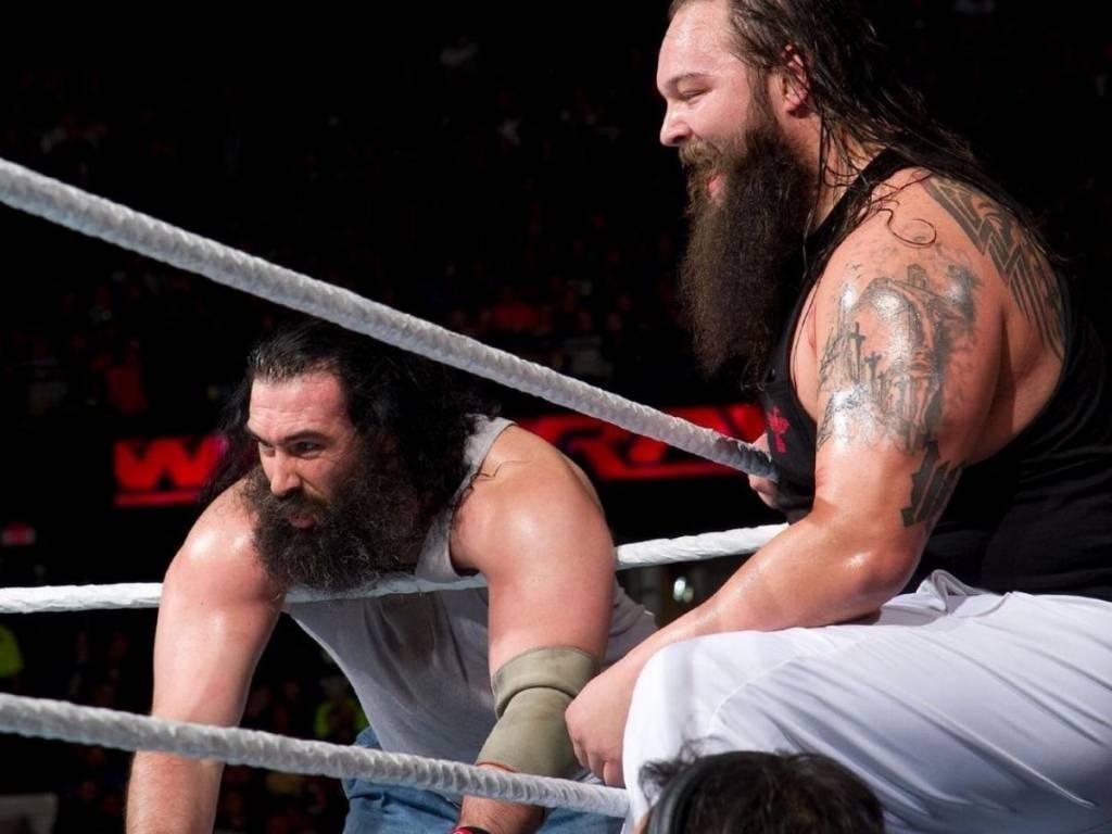 Bray Wyatt superestrellas WWE reaccionan ante la muerte de Brodie Lee, antes Luke Harper