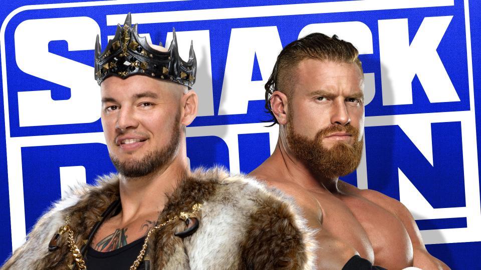 Resultados WWE SmackDown del 04 de diciembre de 2020