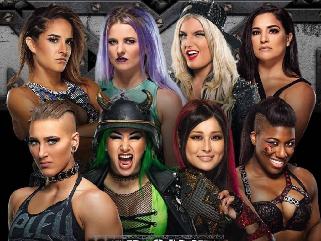 cuándo es NXT TakeOver: WarGames 2020