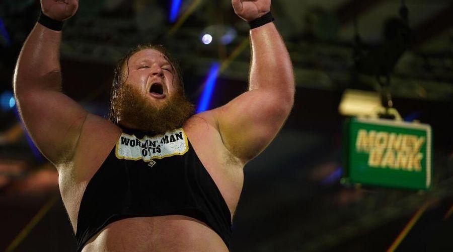 Otis desmiente rumor WWE 2020