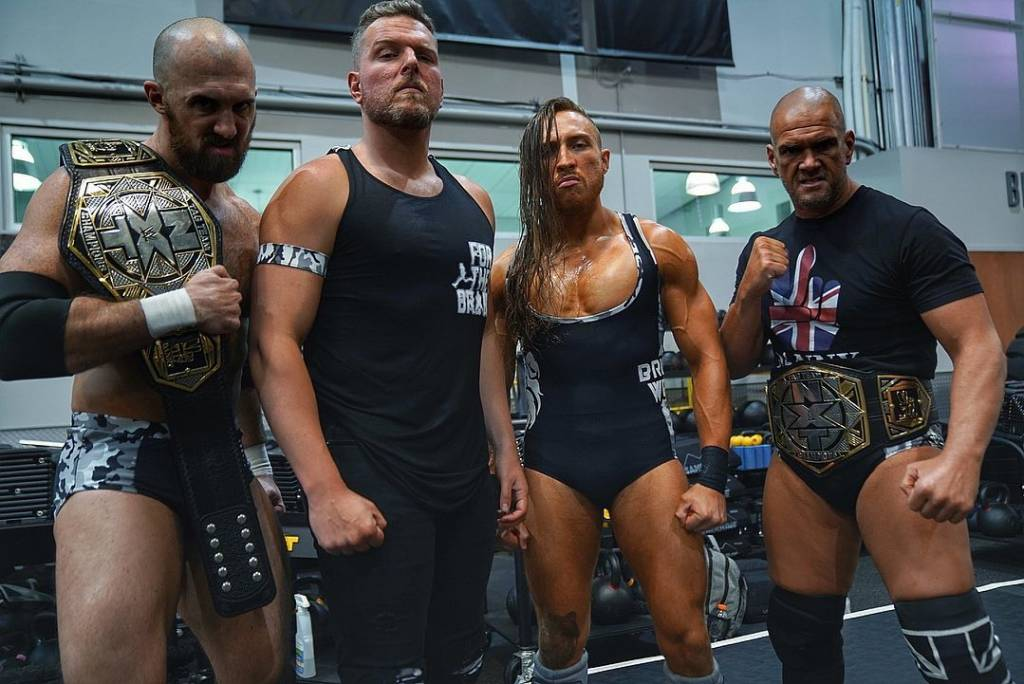 Pat McAfee situación NXT