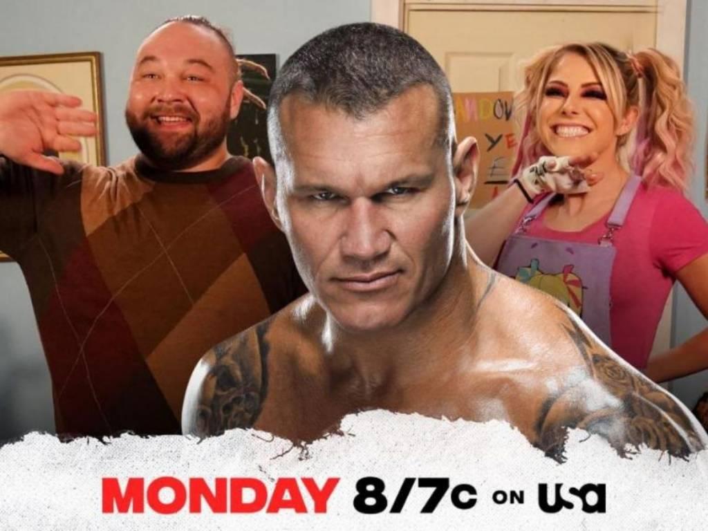 WWE Raw resultados 07 diciembre 2020