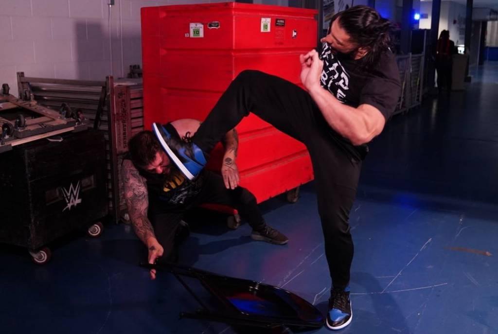 Roman Reigns mensaje Kevin Owens