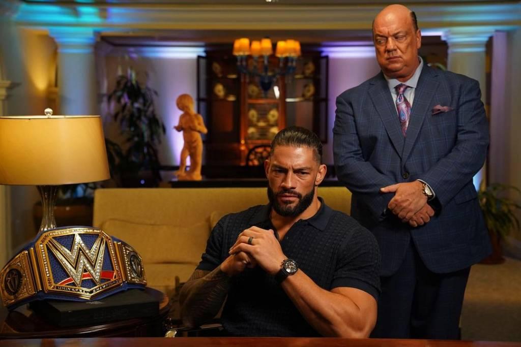 Roman Reigns rival Wrestlemania 37 WWE