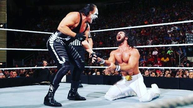 Razón Sting abandonó WWE AEW