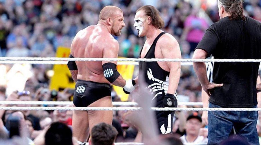 Sting confesión salida WWE The Undertaker