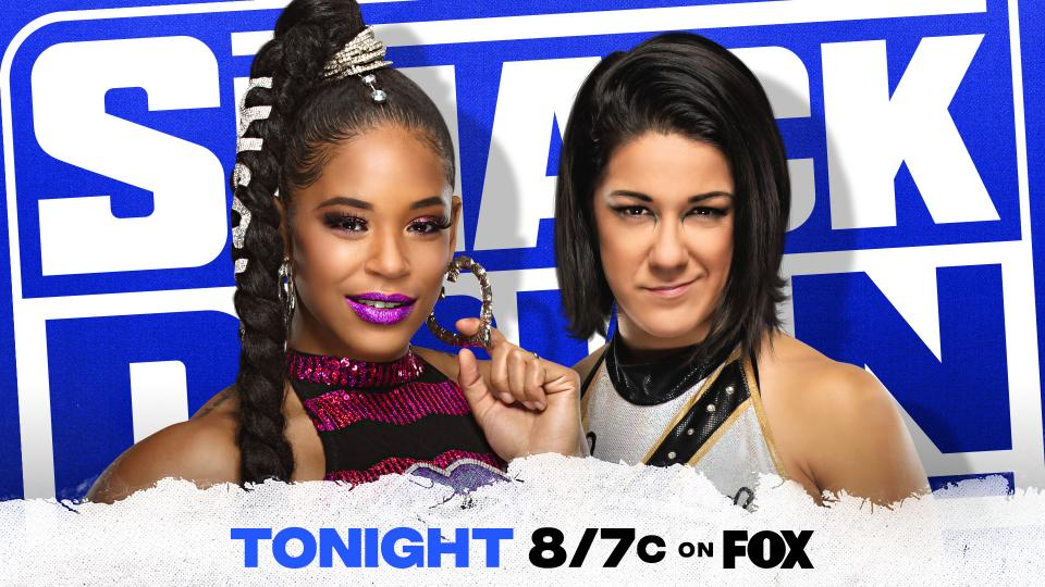 Previa horarios WWE SmackDown del 29 de enero 2021