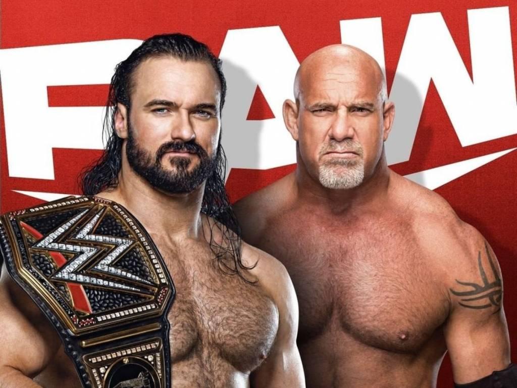 Pevia y horarios Raw del 25 enero 2021