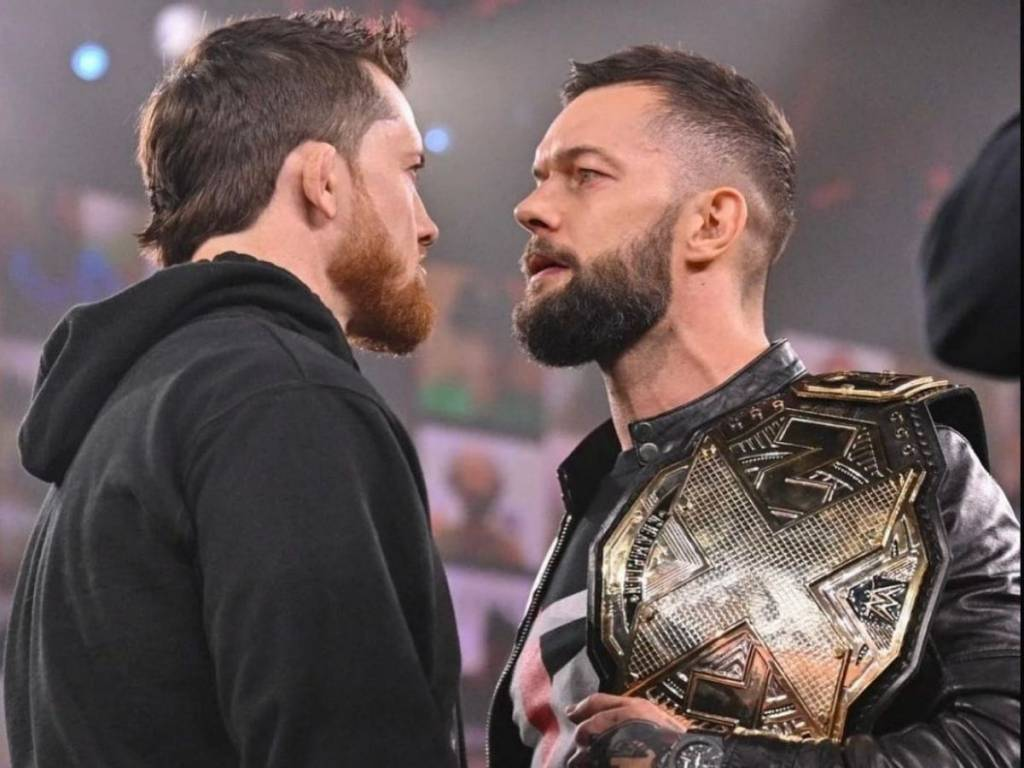 Finn Bálor habla Shawn Michaels NXT