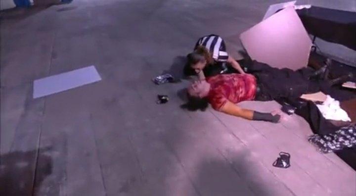 Jeff Hardy caída Matt AEW