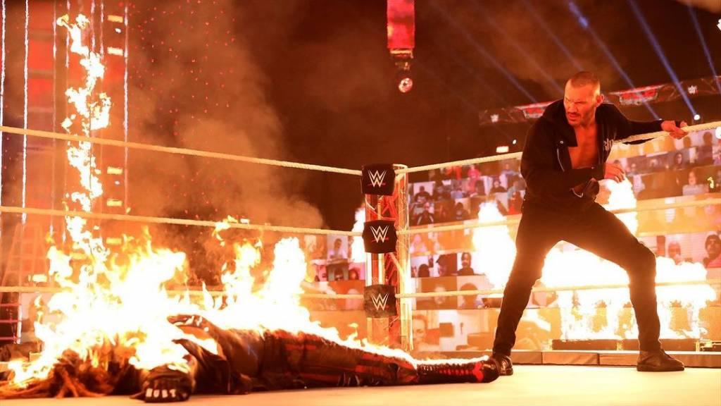 Randy Orton Vince McMahon no lo quería WWE