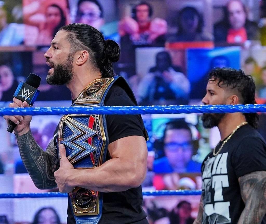 WWE SmackDown resultados 01 enero 2021