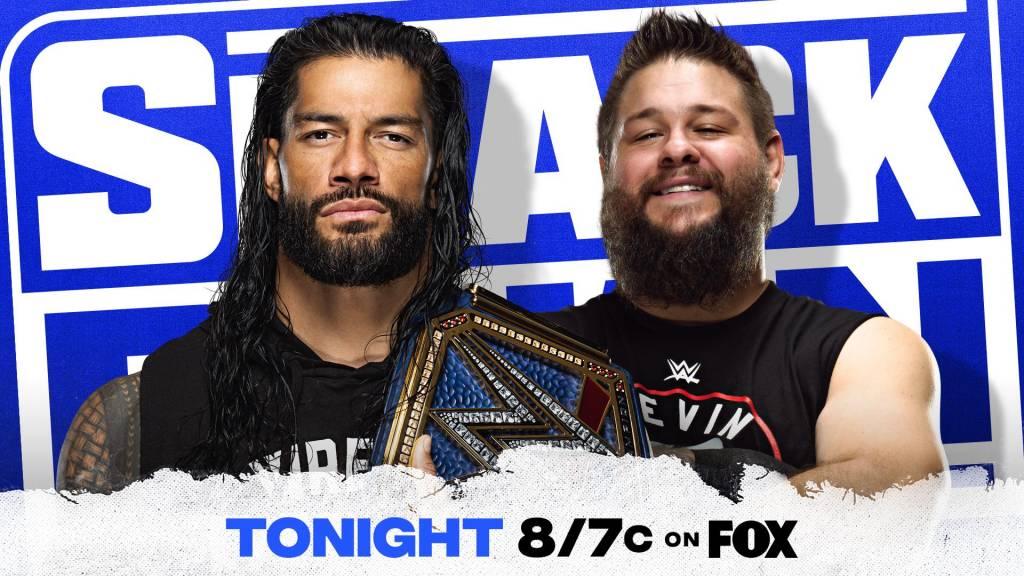 Previa horarios SmackDown del 29 de enero 2021