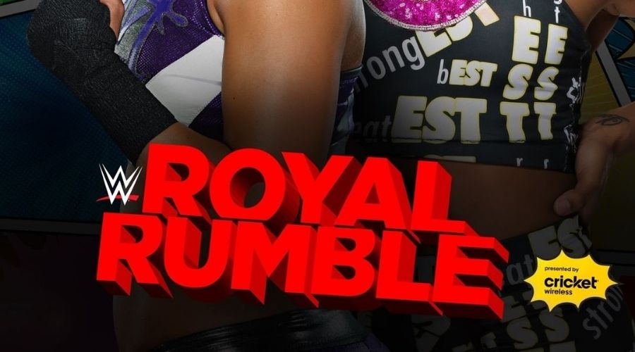 Mala noticia Royal Rumble 2021