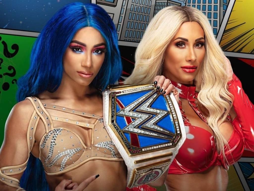 Dónde ver Royal Rumble 2021