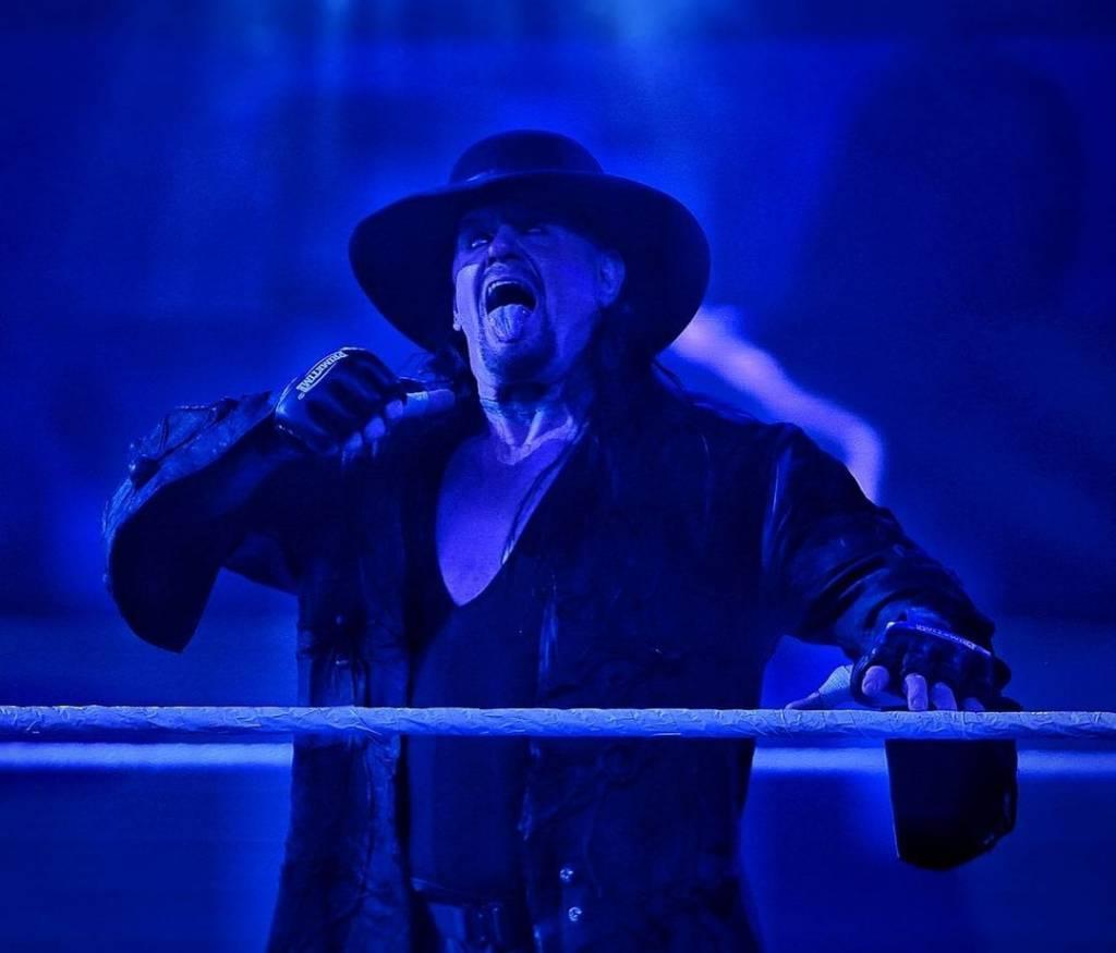 The Undertaker verdadero estado actual WWE