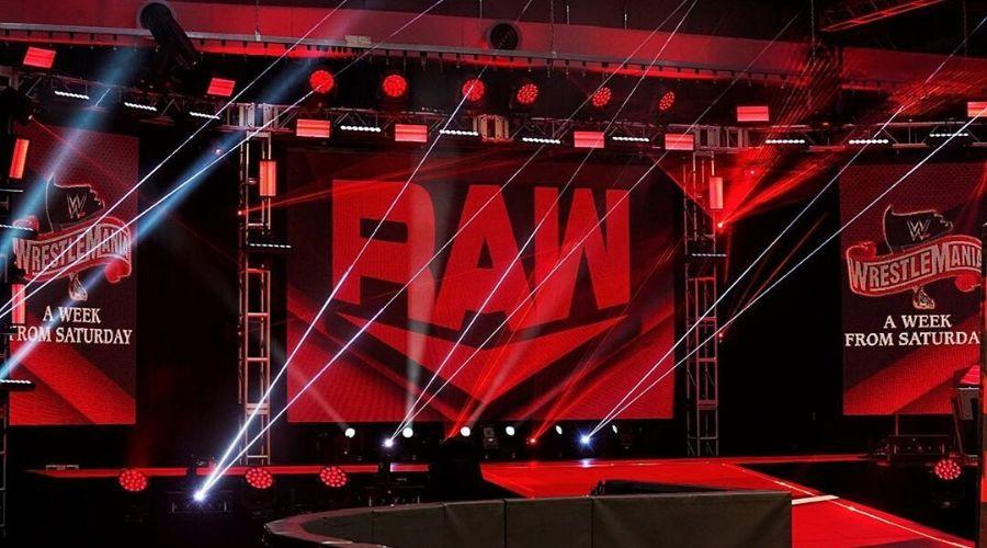 WWE Raw previa horarios 04 enero 2021
