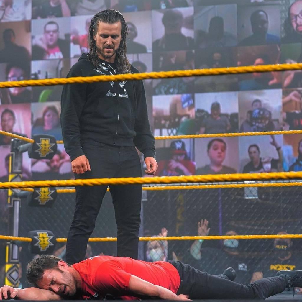 Adam Cole confirma final Undisputed Era ataca a Strong NXT