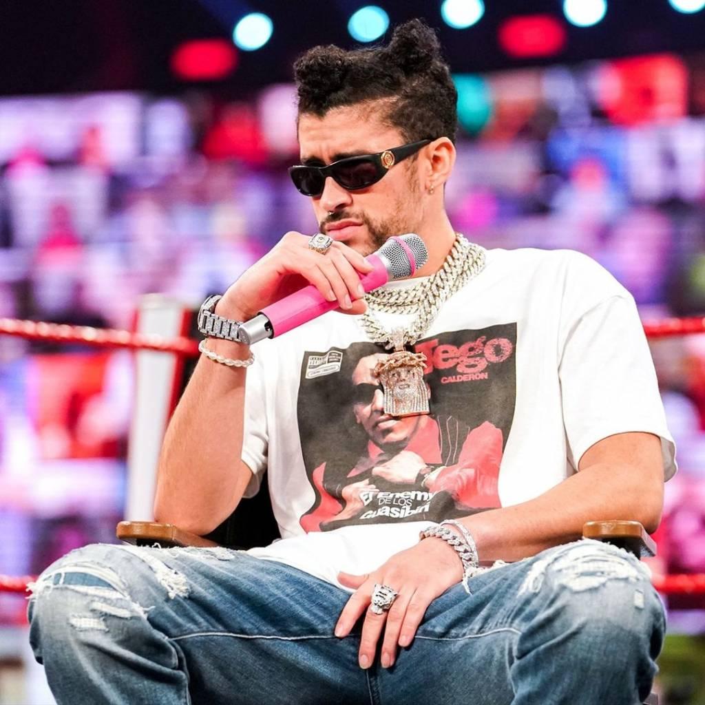 Bad Bunny relación superestrellas backstage WWE