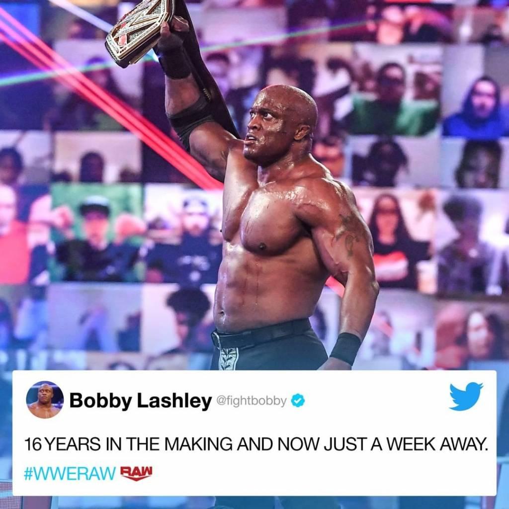 Drew McIntyre regresará WWE