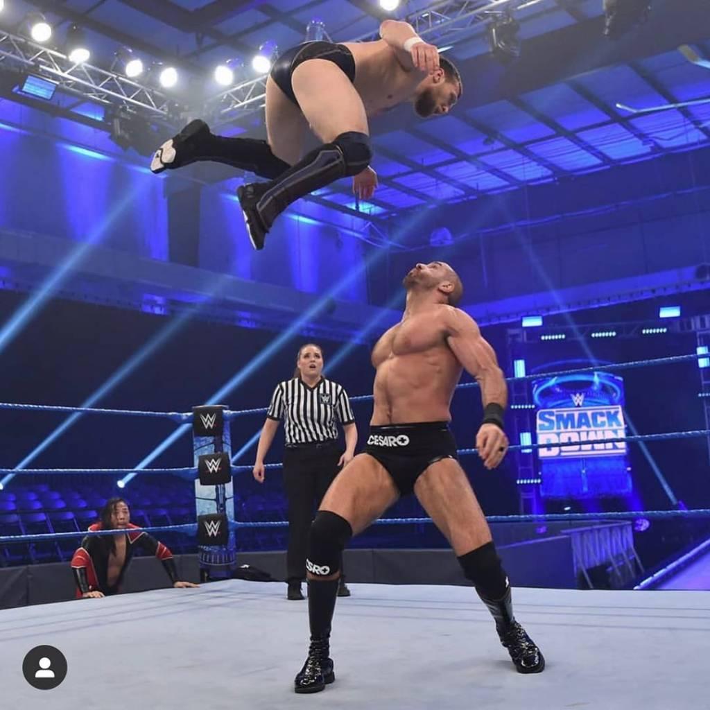 Daniel Bryan cómo luchar con él WWE
