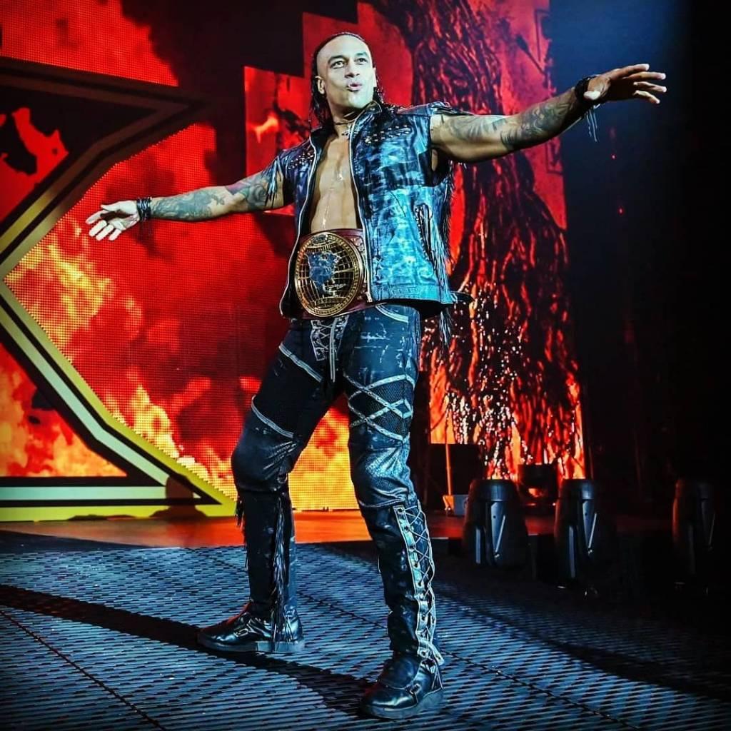 Damian Priest confiesa sintió Kane eliminó Royal Rumble 2021
