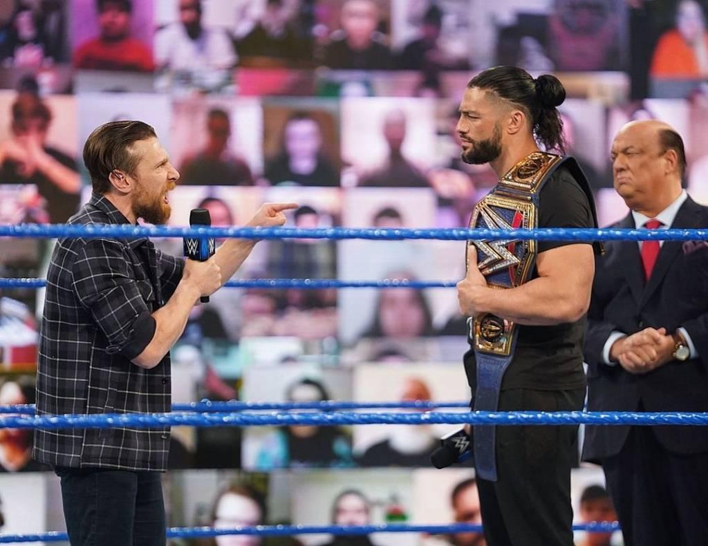 Resultados SmackDown del 26 de febrero de 2021