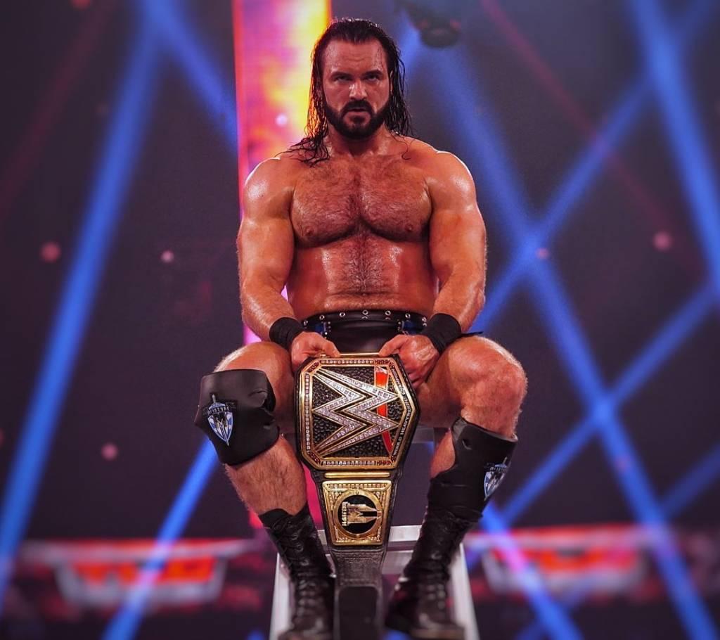 Drew McIntyre por qué no estuvo WWE Raw