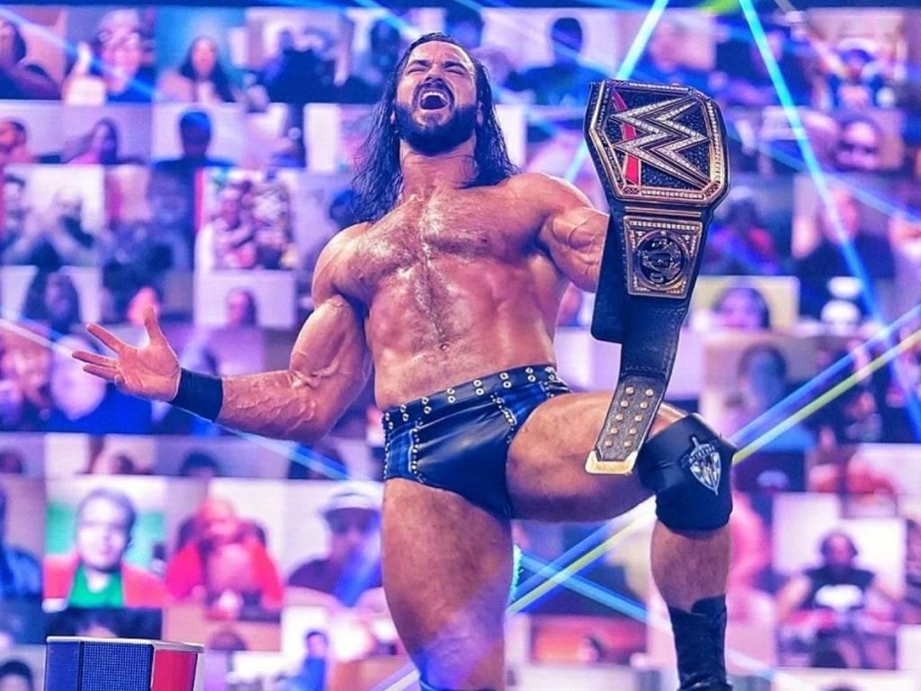 Edge ayudó Drew McIntyre WWE pasado