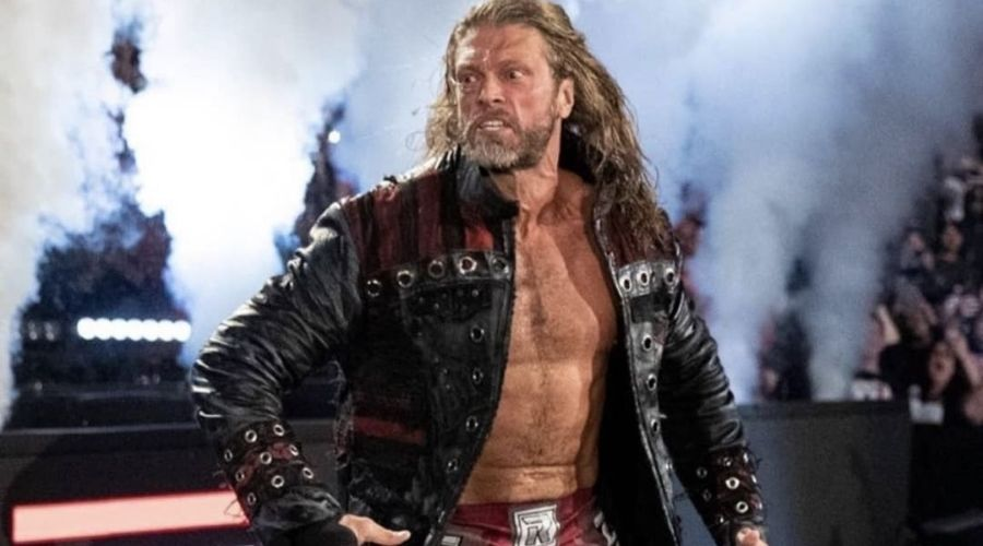 Edge habla enfrentar Roman Reigns WrestleMania 37