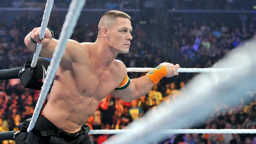 John Cena 3 rostros actuales WWE