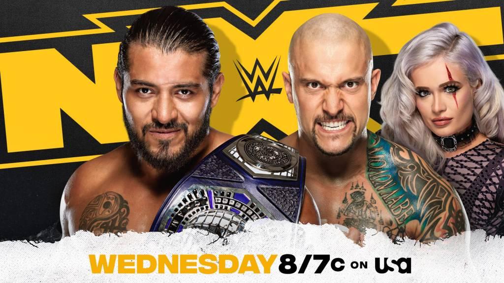 Previa NXT 24 de febrero 2021