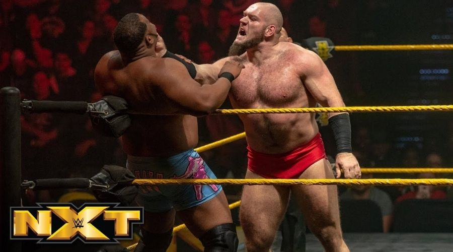 Lars Sullivan despedido WWE durante el 2021