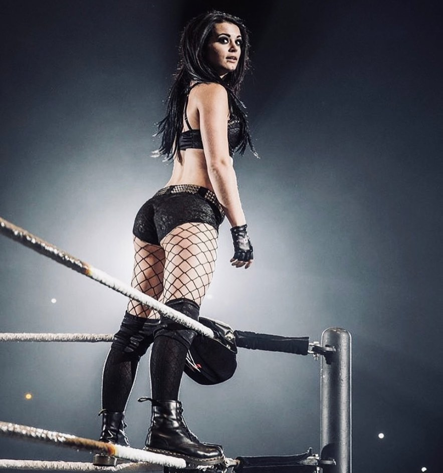 Paige ilusión volver al ring