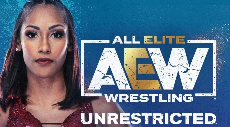 luchadora colombiana habla WWE y AEW
