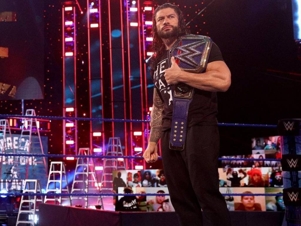 Seth Rollins palabras Roman Reigns WWE 2021
