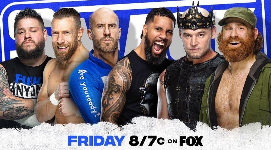 Resultados WWE SmackDown 19 de febrero 2021