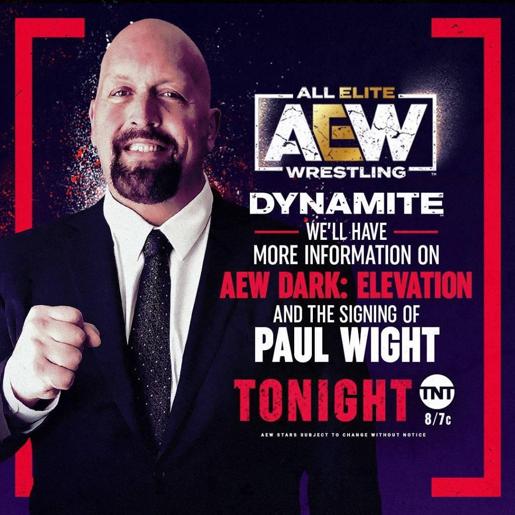 The Big Show abandona WWE por AEW 2021