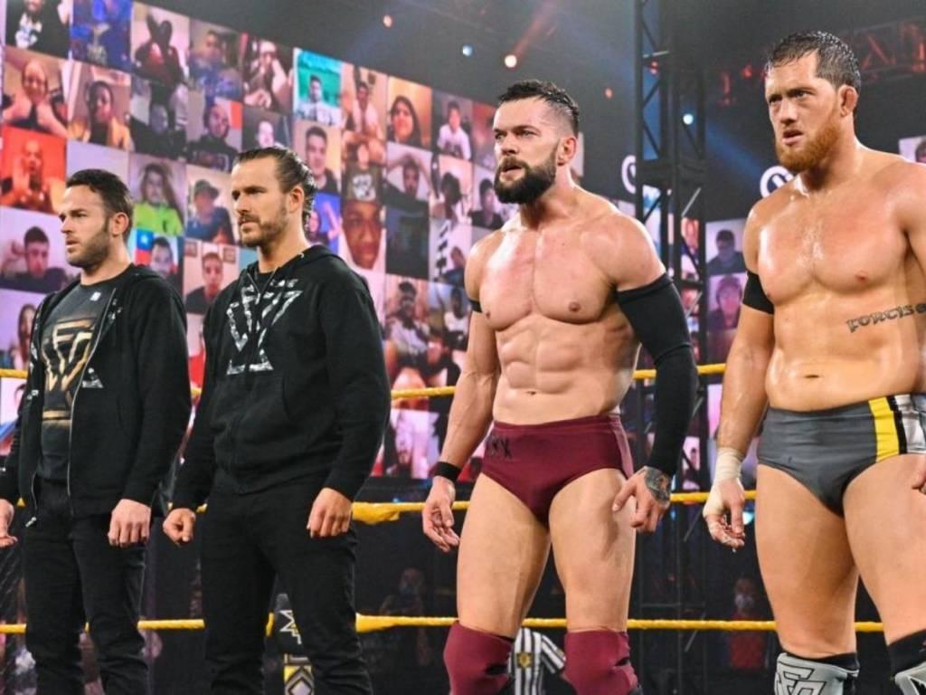 Previa WWE NXT 03 de febrero 2021